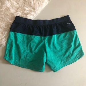 Nike Shorts - Blue Nike Just Do It Shorts